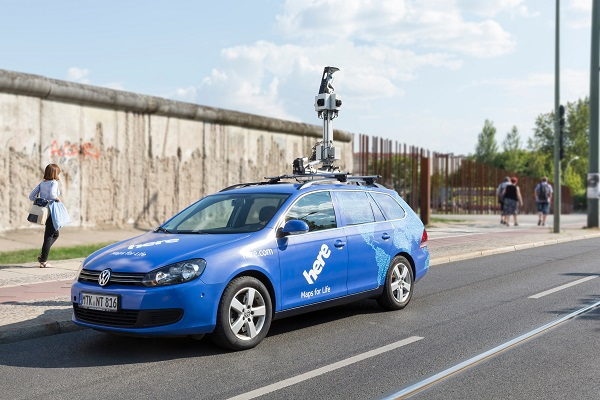 NOKIA sells HERE maps to German carmakers consortium (AUDI, BMW and Daimler) for €2.8 billion