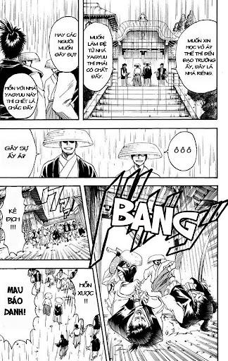 Gintama Chap 111 page 18 - Truyentranhaz.net