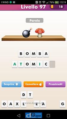 Emoji Quiz soluzione livello 97