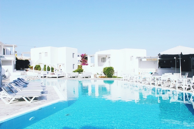 Minois village hotel and spa,luxury hotels in Paros