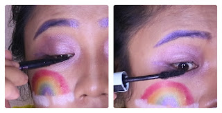 The International Day Of Happines Makeup Colaboration