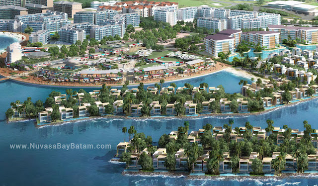 Nuvasa Bay Beach Villas Batam