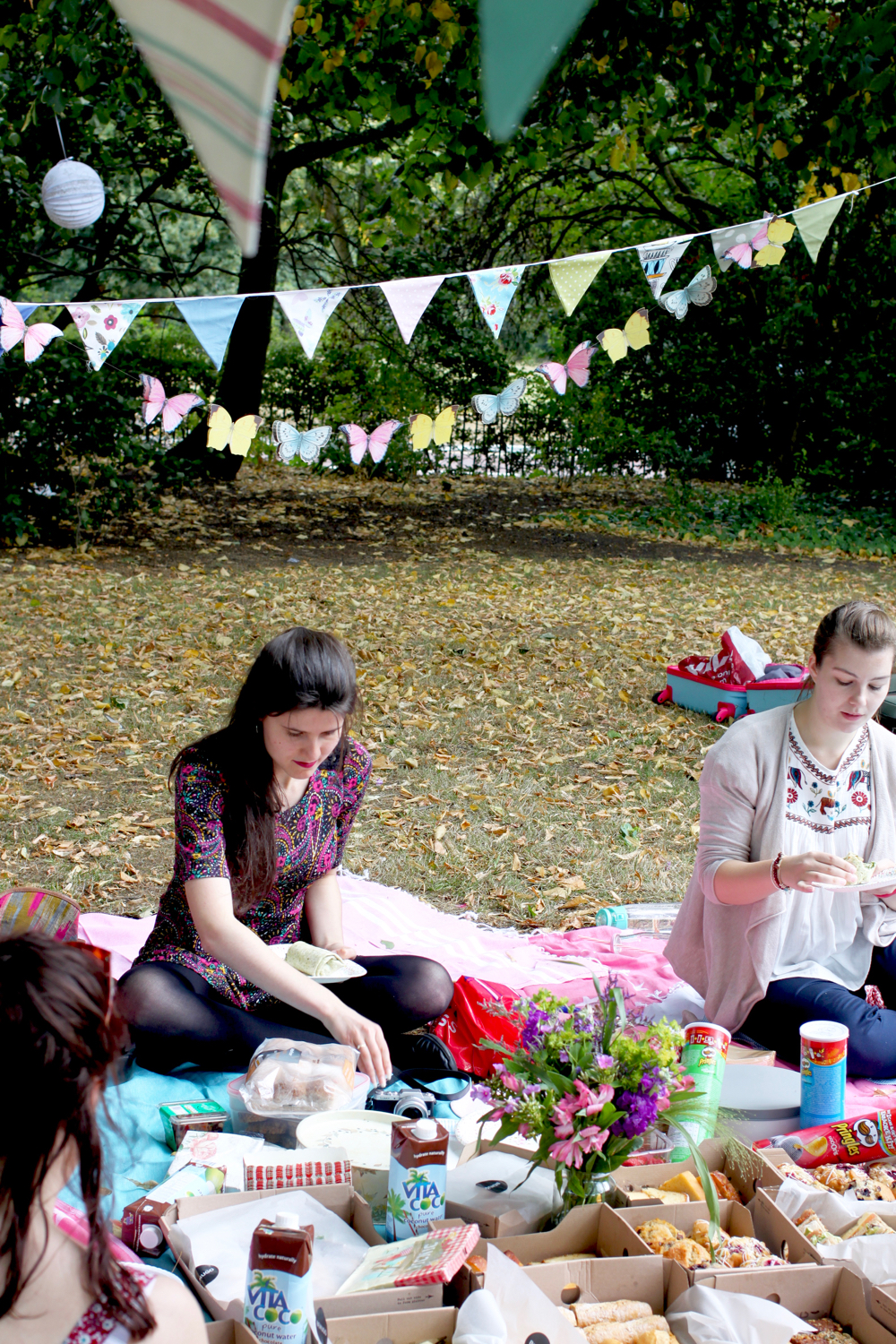 The Most Instagram-Worthy Picnic There Ever Was | #BloggerPitP | www.hannahemilylane.com