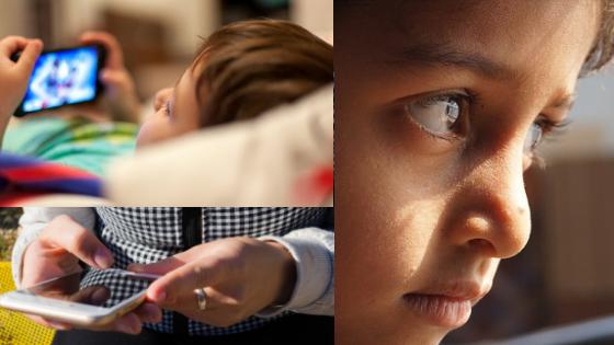 बच्चों के लिए फोन इस्तेमाल करना हो सकता है खतरनाक