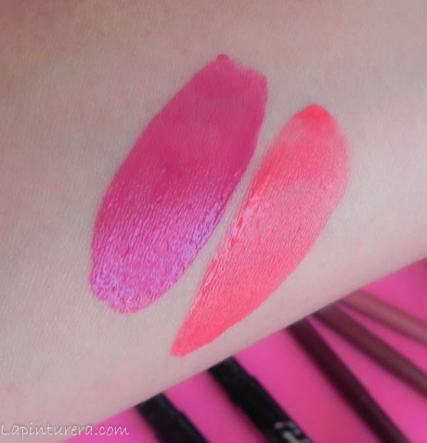 swatches labiales cushion