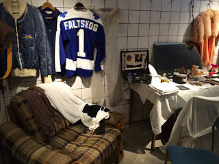 ABBA Dressing Room