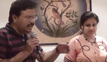 Idhazhil Kadhai Ezhuthum – Karaoke Ganesh Bahrain