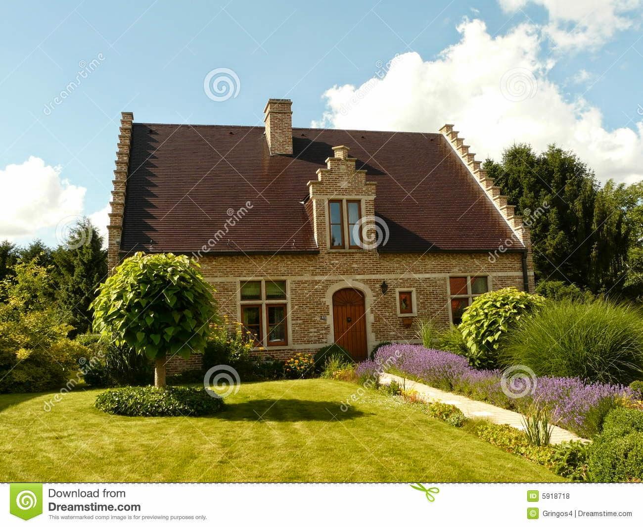 Desain Rumah Eropa Kuno Desain Rumah Mesra
