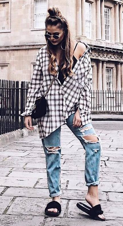 Outfits Club: What To Wear This Fall: 45 Trendy Outfit Ideas