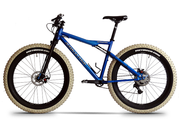 CHRISTINI FAT BIKE AWD