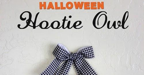 My Owl Barn Halloween Crafts Ideas