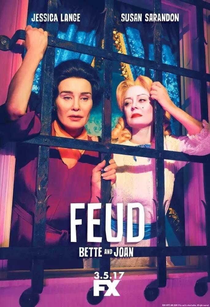 Xem Phim Thâm Thù: Bette Và Joaem 2017