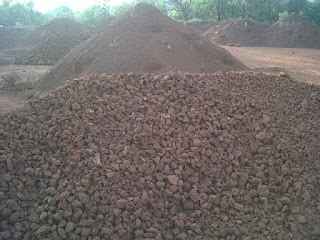 Iron Ore ROM from Goa