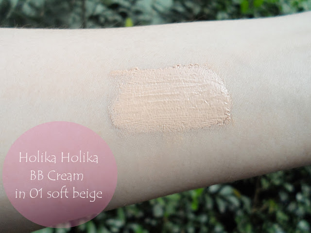 bb cream holika holika review blogger swatches liz breygel beauty angel korean makeup w2beauty store