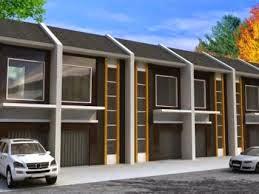 desain ruko minimalis sederhana | desain properti indonesia