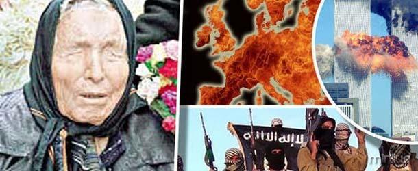 Baba Vanga, Profecias, Estado Islâmico, ISIS
