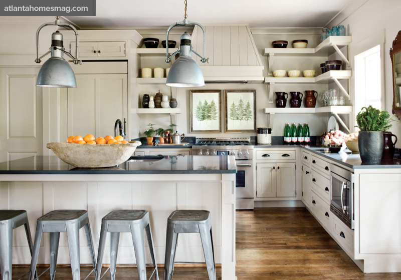 Daily Crush: INDUSTRIAL CHIC - Industrial Look Kitchen Image
