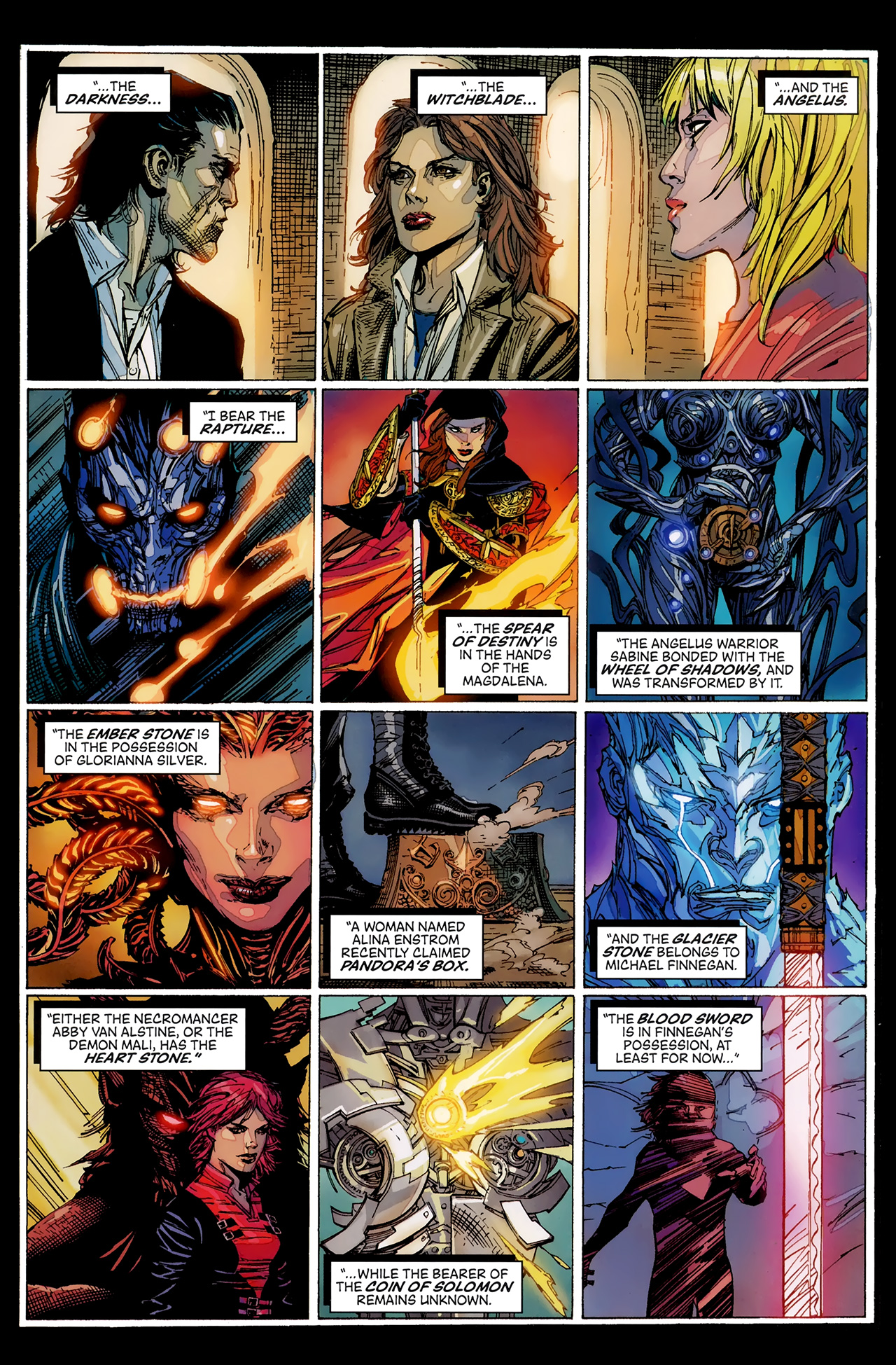 Read online Artifacts comic -  Issue #3 - 13