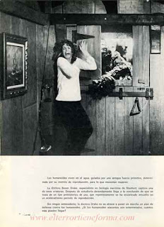 Humanoides del Abismo / Guía publicitaria CB Film / 02