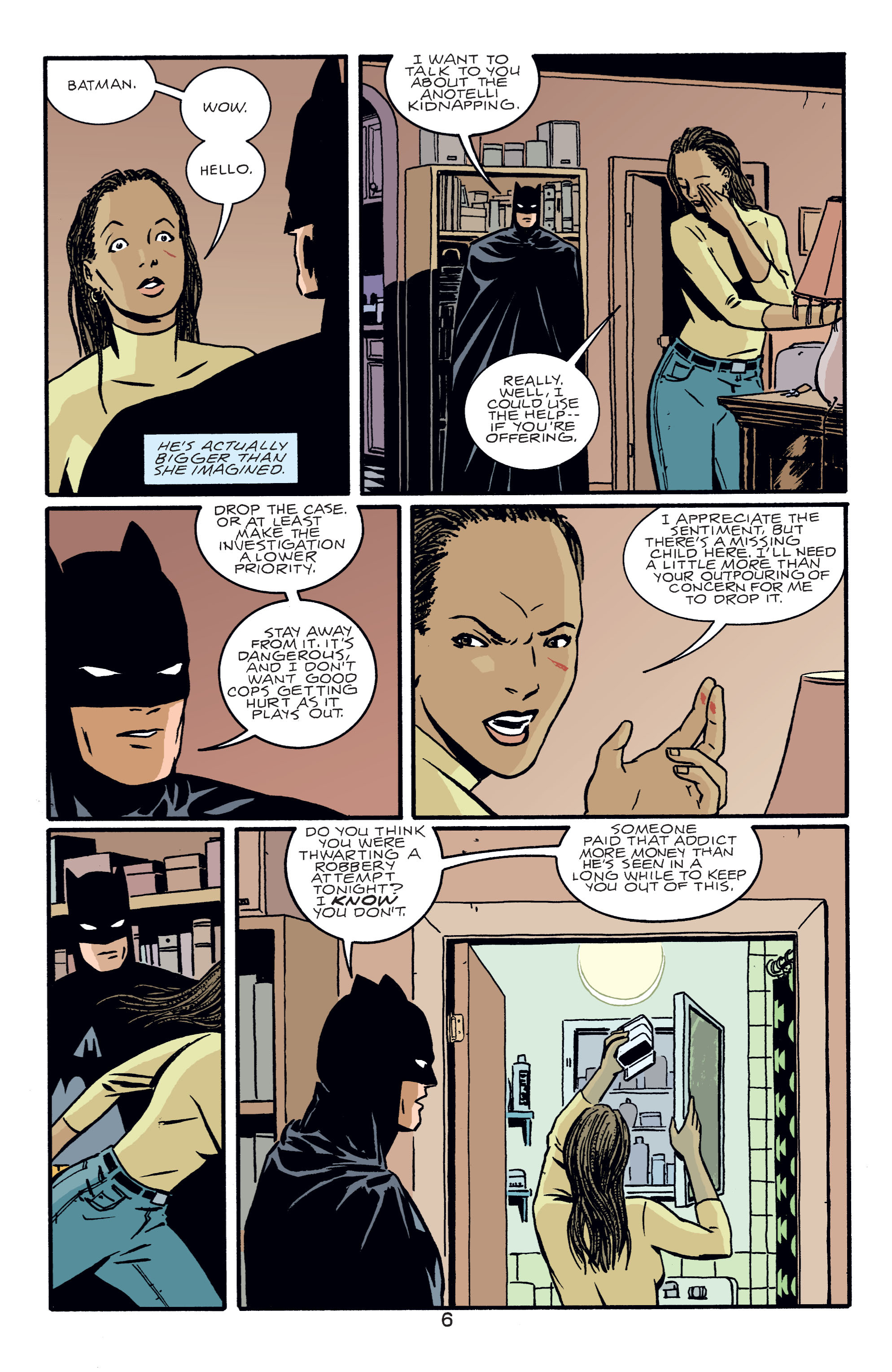 Detective Comics (1937) 765 Page 27