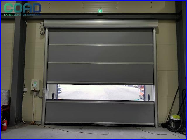 ประตูความเร็วสูง, ประตูผ้าใบเปิดปิดอัตโนมัติความเร็วสูง, ประตูม่านพลาสติกความเร็วสูง, ประตูม้วนอัตโนมัติ, ประตูอัตโนมัติความเร็วสูง, ประตูอุตสาหกรรม, COAD, HIGH SPEED DOOR, INDONESIA, INDUSTRIAL DOOR, JAPAN, KOREA, MALAYSIA,THAILAND, VIETNAM,