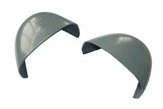 punta de acero de calzado de seguridad