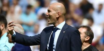 Zidane Ungkap Start Buruk Real Madrid