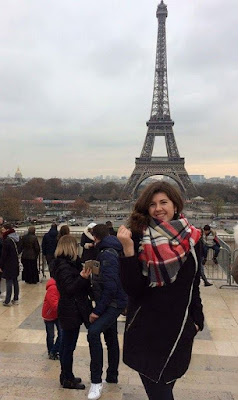 Paryż, Eiffle Tower