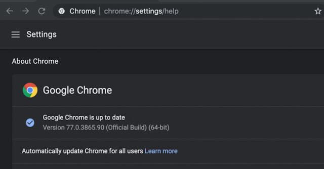 Cập nhật trình duyệt Google Chrome của bạn ngay để vá các lỗ hổng bảo mật nghiêm trọng này - CyberSec365.org