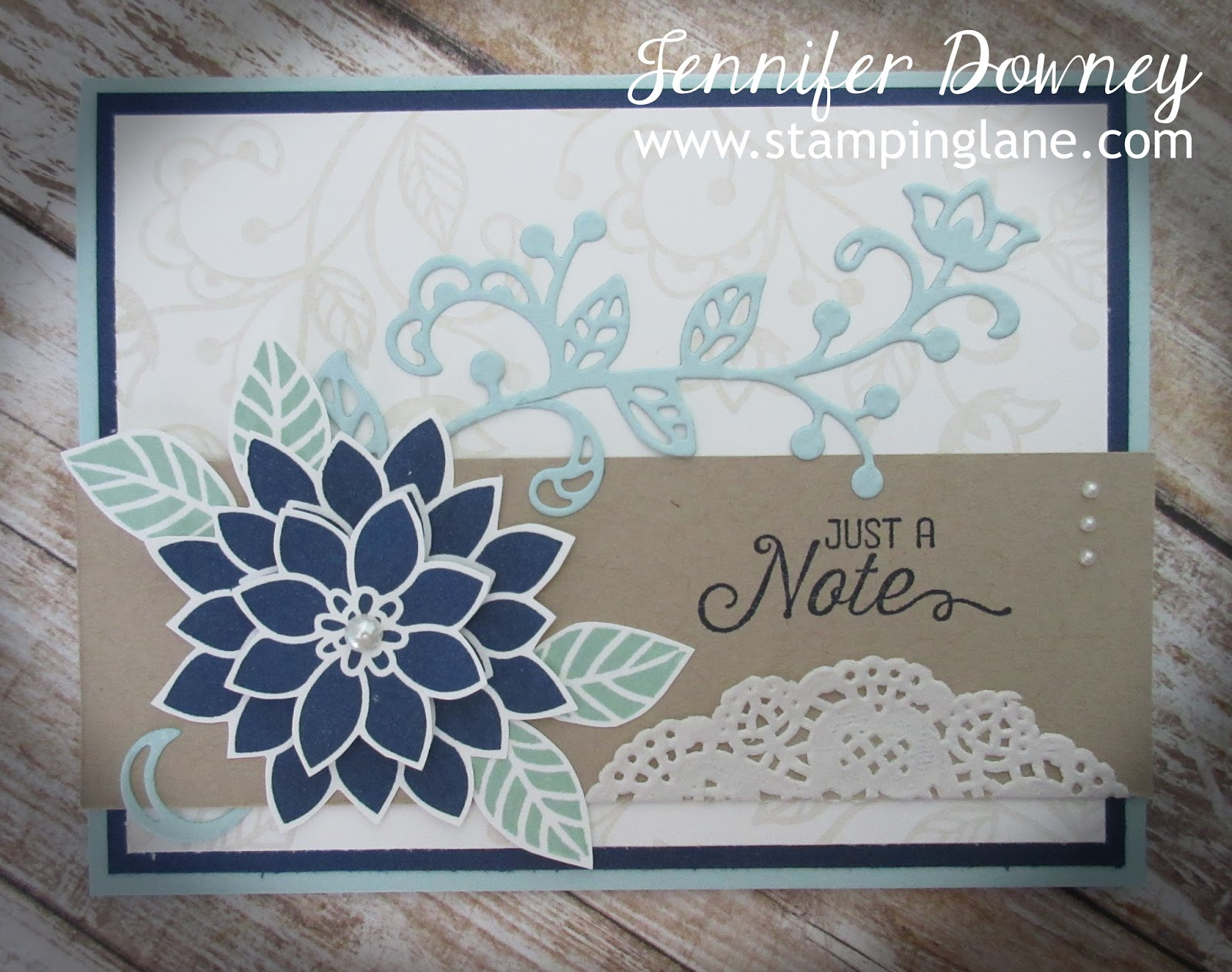 Stamping lane creation station blog hop get well wishes m4hsunfo