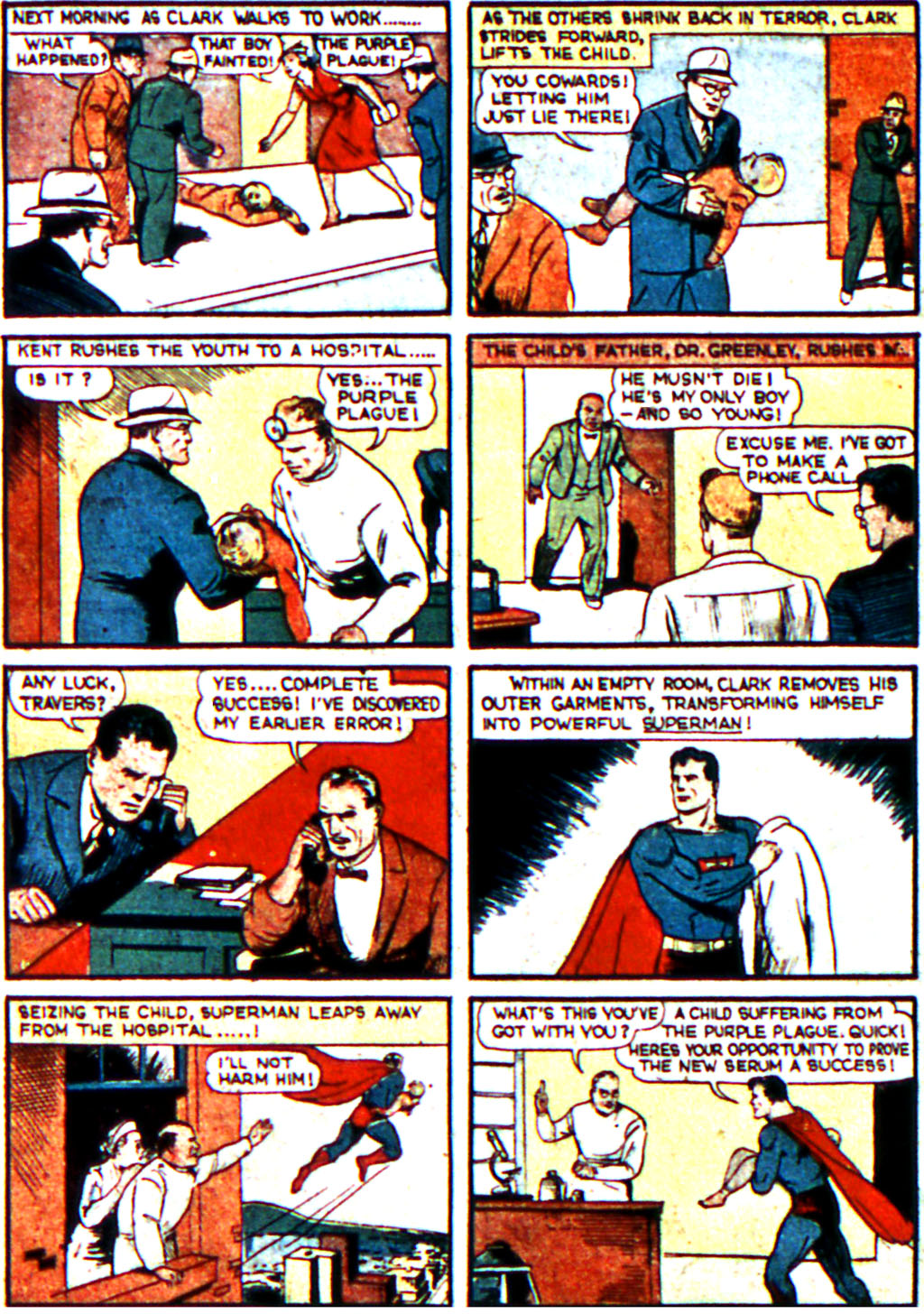 Read online Action Comics (1938) comic -  Issue #19 - 14