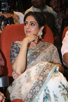 Sri Devi in designer saree stunning beauty at the launch of MOM movie Trailer~  Exclusive 132.JPG
