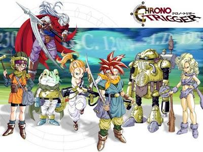 chronotrigger2 Square Enix está convertendo Chrono Trigger para Android e iOS
