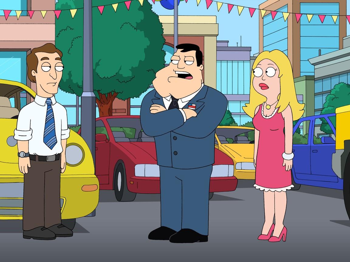 American Dad - Season 9 Episode 1: Love, American Dad Style