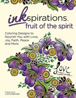 inkspirations fruit of the spirit cover