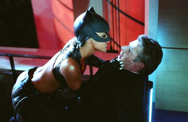 Catwoman - my favourite movie with Halle Berry