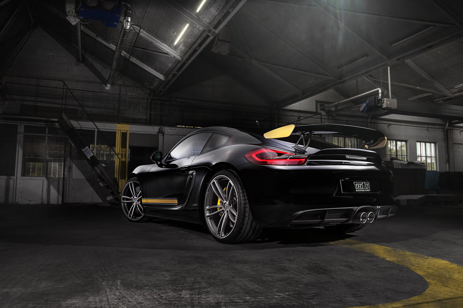 See Wheels On Your Car Before You Buy >> TechArt Offering Formula IV Wheels For Cayman GT4
