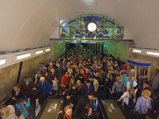 Sankt Petersburg metro - źródło Wikipedia