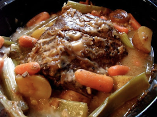Crock Pot Coca Cola Roast