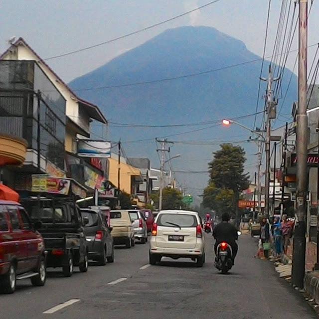 kota parakan | jl raya parakan - wonosobo | wonderful Indonesia