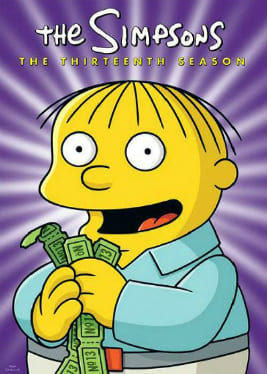 Os Simpsons - 13ª Temporada Desenhos Torrent Download capa