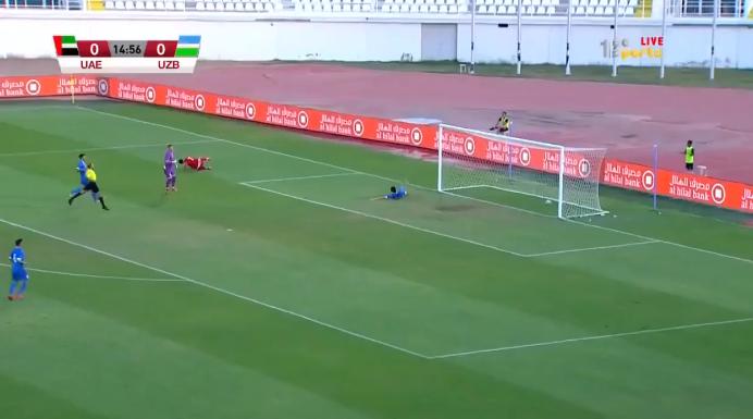 فيديو : الامارات تفوز على اوزباكستان بهدف الثلاثاء 14-11-2017 مباراة ودية