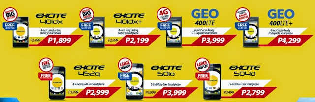 CloudFone Thank You Sale, Get As Much As Php2000 Discount