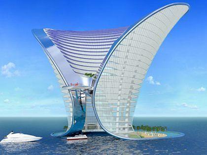 HOW TO MAKE BLOG BEAUTIFUL: New 7 star hotel in Dubai