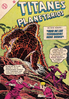 Titanes Planetarios Nº178, Novaro