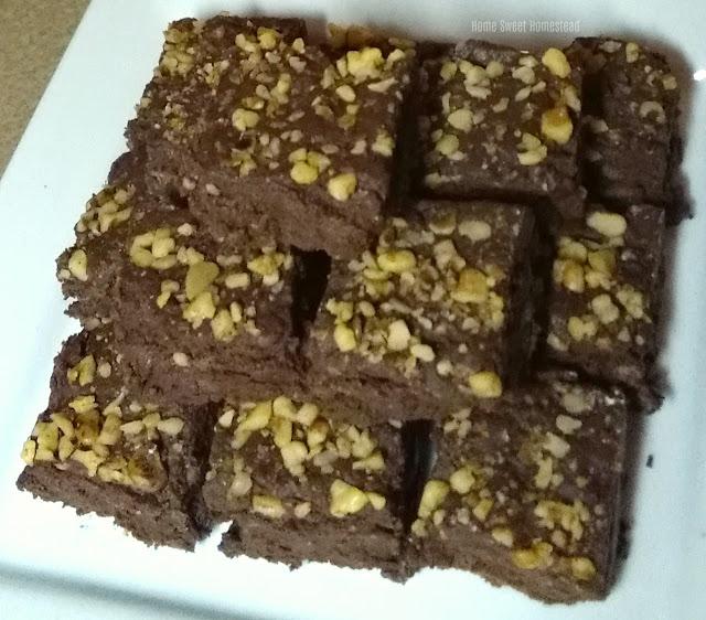 Home Sweet Homestead: Chocolate Mint Fudge