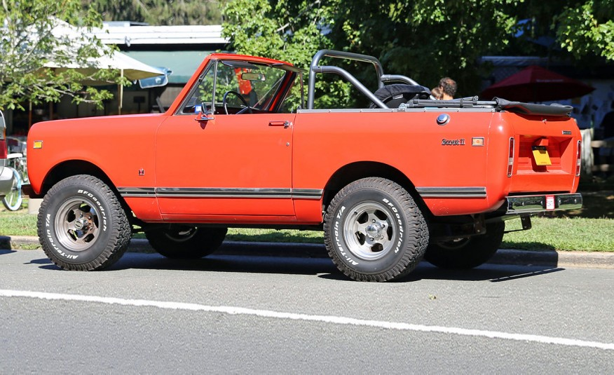 1971–1980 International Scout II
