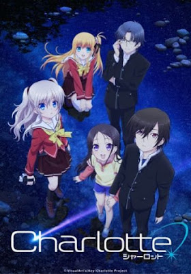 Download Charlotte BD Episode 1-13 mp4, mkv, 240p, 360p, 480p, 720p, 1080p + Batch Google Drive sub indo gratis