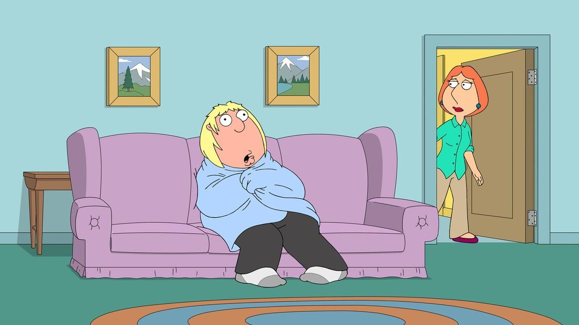 Family Guy - Season 16 Episode 10: Boy (Dog) Meets Girl (Dog)