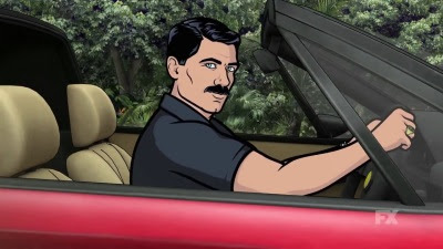 Archer (TV-Show / Series) - Season 7 'Archer P.I.' Teaser - Screenshot